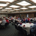 Flag Day Lunch 2014